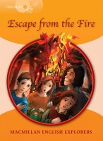 Escape from the Fire (Reader)