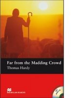Far from the Madding Crowd + Audio CD (Reader)