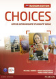 Choices Russia Upper Intermediate Student's Book/ Учебник английского языка