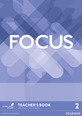 Focus 2 Teacher's book +DVD-ROM