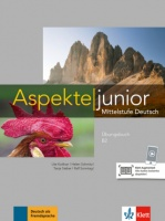 Aspekte junior B2 Uebungsbuch mit Audios zum Download