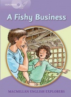 Fishy Business (Reader)