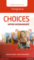 Choices Russia Upper Intermediate Access Code for Global MyLab  / Online компонент
