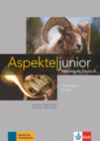 Aspekte junior B1 plus  Uebungsb. mit Audio-Dateien zum Download