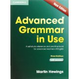 Advanced Grammar in Use Book with Answers: A Self-Study Reference and Practice Book for Advanced Learners of English. Книга с ответами