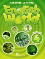 English World Level 4  Workbook
