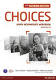 Choices Russia Upper Intermediate Workbook (+CD) / Рабочая тетрадь