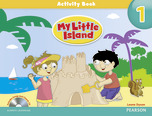 My Little Island 1 Activity Book with Songs & Chants Audio CD / Рабочая тетрадь с аудио диском