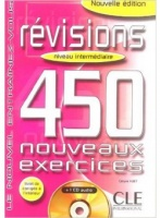 450 Revisions Exercices Intermediaire Cd - Rom