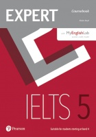 Expert IELTS 5 Coursebook with Online Audio and MyEnglishLab