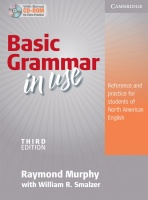 Basic Grammar in Use (3rd Edition) Student's Book without Answers with CD-ROM/ Книга без ответов +  CD-ROM