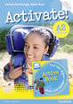 Activate! A2 Students' Book and Active Book Pack