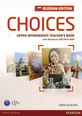 Choices Russia Upper Intermediate Teacher's Book & DVD Multi-ROM Pack /Книга для учителя