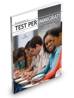 Preparazione al test per immigrati + CD