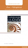 New Language Leader Elementary Student's eText Coursebook with MyEnglishLab / online ресурс