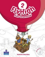 Fly High 2 Fun Grammar Pupils Book and CD Pack Грамматика с аудио диском Книга для ученика