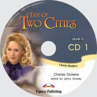 A Tale of Two Cities. Audio CDs. CD1. Аудио CD