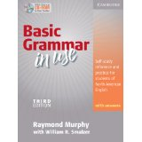 Basic Grammar in Use (3rd Edition) Student's Book with Answers & CD-ROM / Книга с ответами и CD-ROM